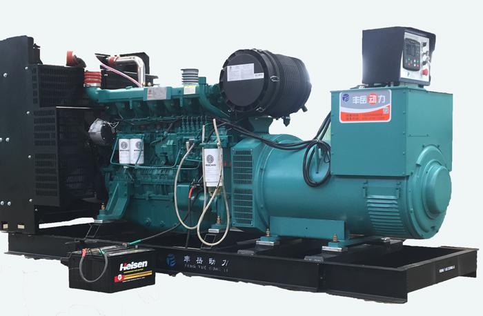 潍柴300千瓦发电机组
