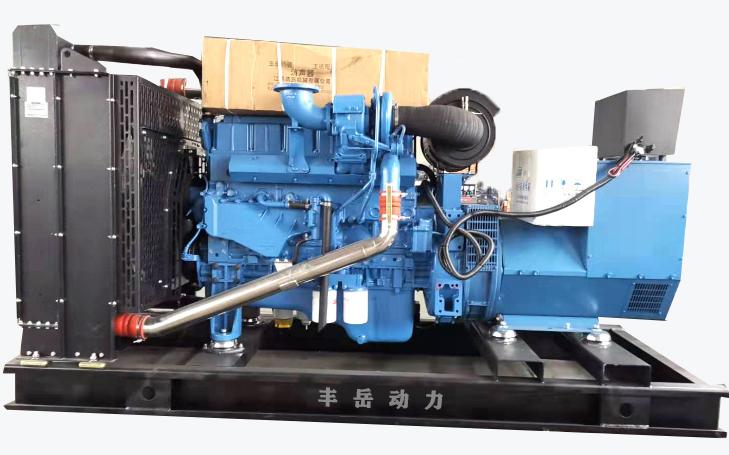 300千瓦玉柴柴油发电机