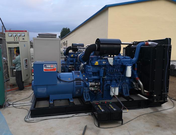2台玉柴柴油发电机组发往高唐县、大型养殖场备用电源-(2)1.jpg