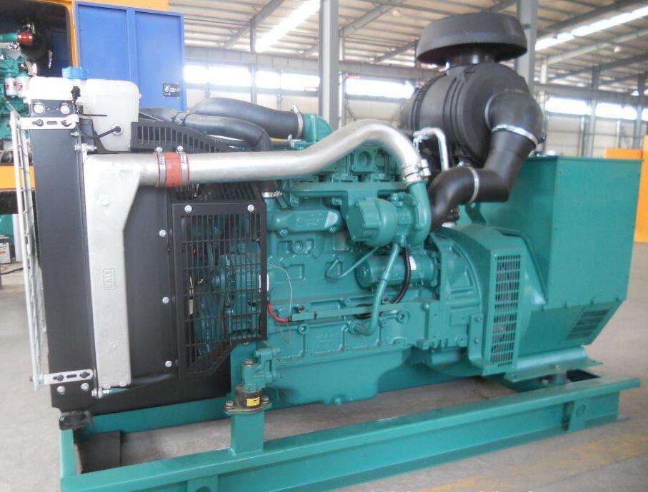 沃尔沃150千瓦柴油发电机
