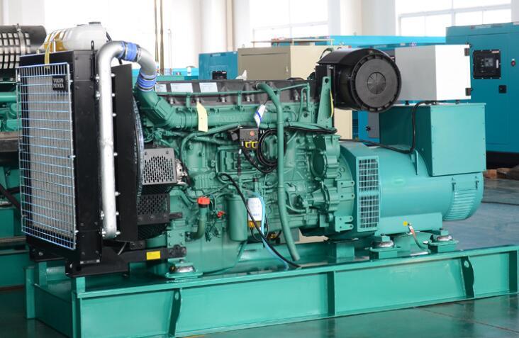 沃尔沃400千瓦柴油发电机