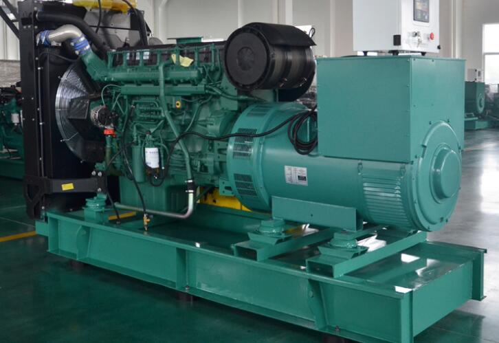 沃尔沃100千瓦柴油发电机