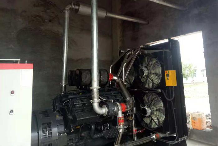 1200千瓦柴油发电机组