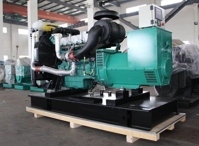 沃尔沃200千瓦柴油发电机