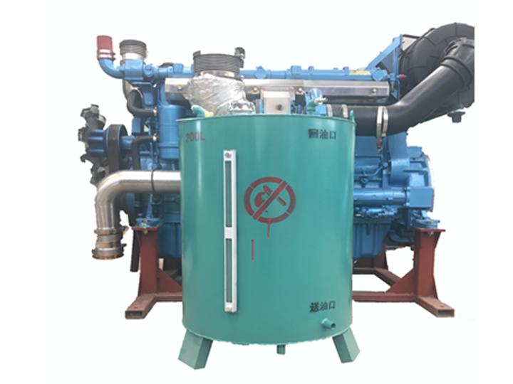 柴油发电机组油箱