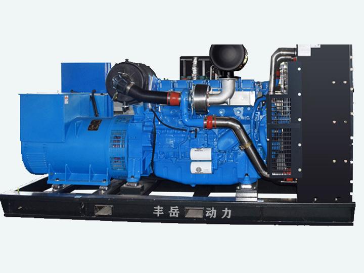 康明斯400千瓦柴油发电机组